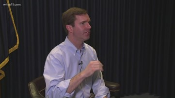 RAW: Governor Andy Beshear COVID-19 updates for Kentucky