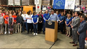 Mayor Fischer's Give A Day week of service: How you can help