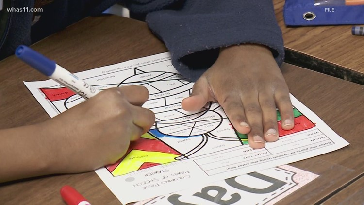 Gov. Beshear recommends schools expand in-person learning