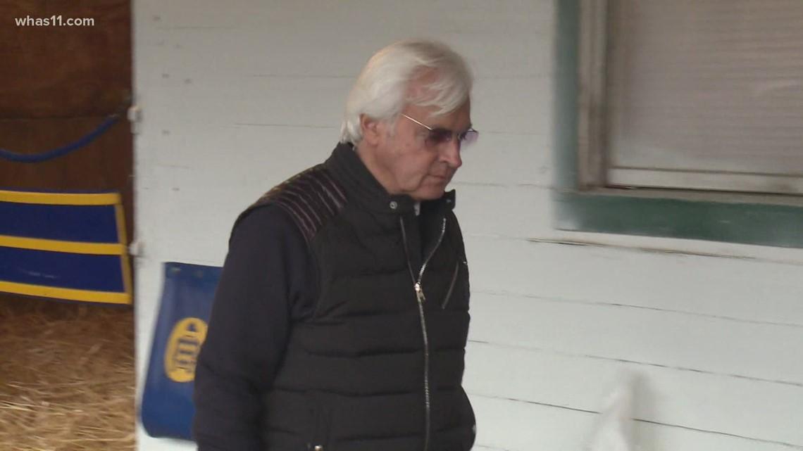 Bob Baffert sues the New York Racing Association