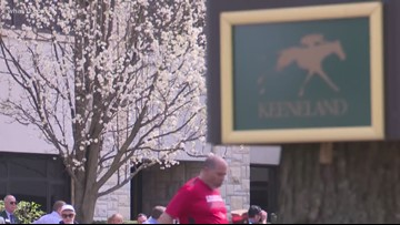 Fifth horse dies during Keeneland's Fall Meet following catastrophic injury