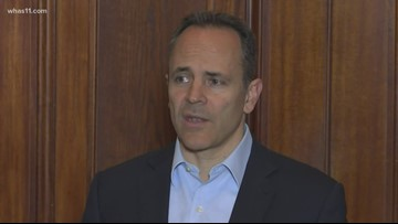 Matt Bevin concedes election to Andy Beshear