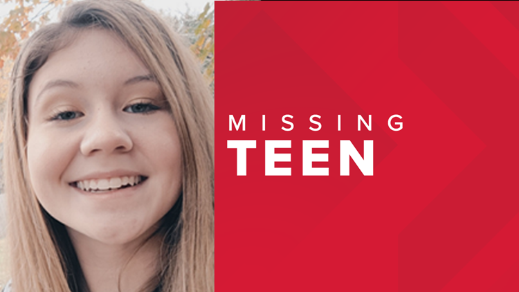 16-year-old girl reported missing in Louisville
