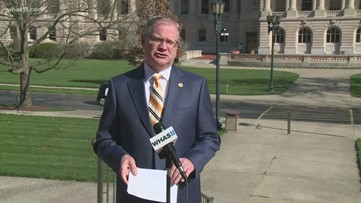 Kentucky legislative leader: It wouldn't be a good sign for us to just go home