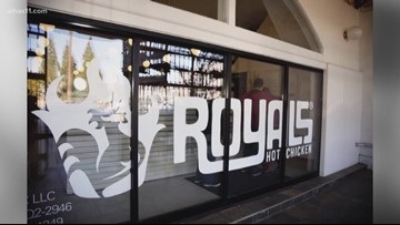 Royals Hot Chicken to open Shelbyville Road location