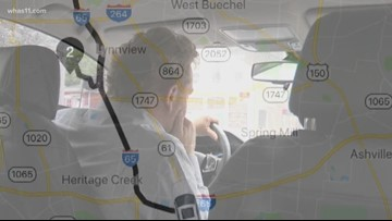New rideshare service hits Louisville streets