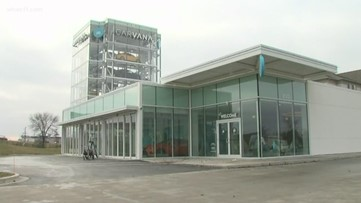 Car vending machine planned for Louisville