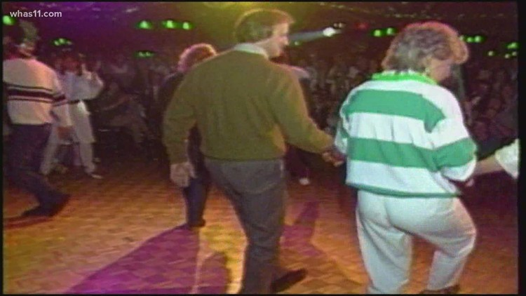 The Vault: Revisiting past St. Patrick's Day celebrations in Kentuckiana