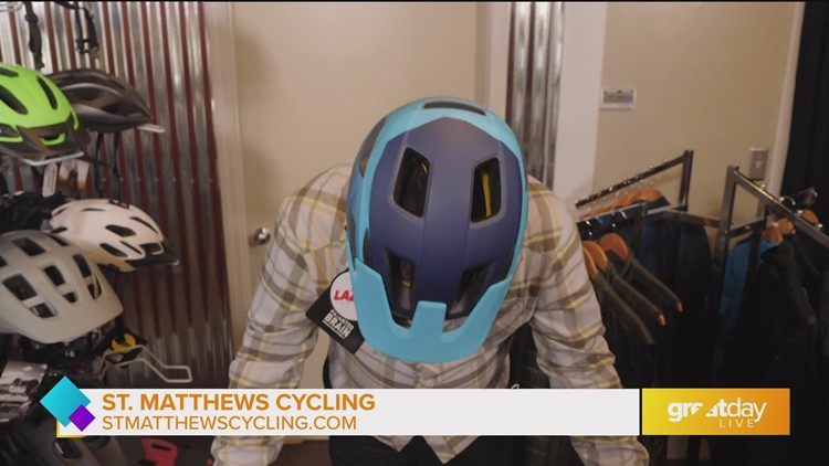 GDL: Bike Helmet Safety with St. Matthews Cycling