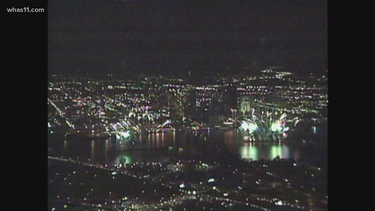 The Vault: Thunder Over Louisville builds spectacular fireworks show through the years