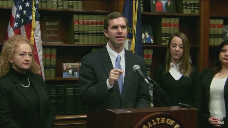 AG Beshear Files Fifth Opioid Lawsuit