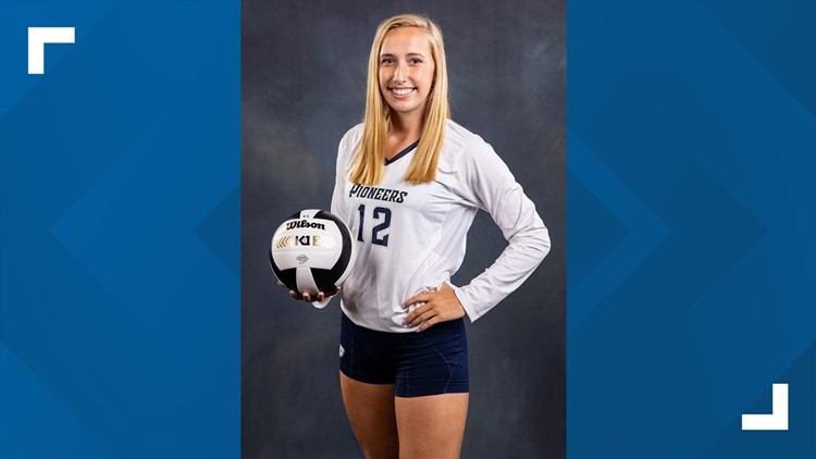 Southern Indiana high school volleyball player named Gatorade Player of the Year for Indiana