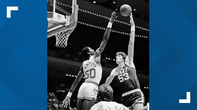 Mark Eaton, shot-blocking king and Utah Jazz legend, dies at 64
