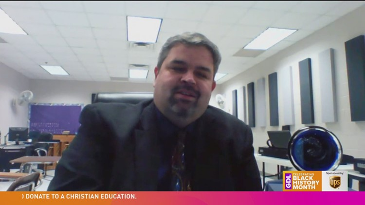 GDL: Christian Academy's 2021 Virtual Celebration Of Christian Education