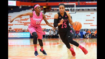 Asia Durr rated No. 2 in ESPNW Top 25 Players List