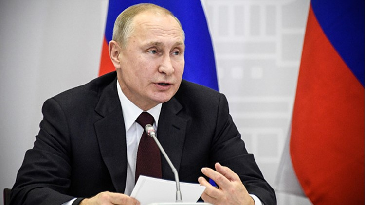Sen. Mark Warner of Virginia, the top Democrat on the Senate Intelligence Committee, told reporters that if Trump is to proceed with the meeting, he's afraid he'd be taken advantage of by Putin.