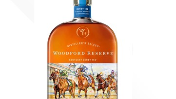 Woodford Reserve releases 2020 Kentucky Derby bottle, artwork created by former professional baseball player