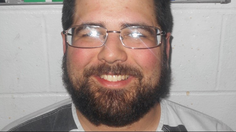 Matthew Heimbach was ordered to serve 38 days in jail for violating the terms of his two-year probation for the Trump rally incident.
