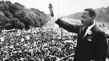 Keeping the 'Dream' alive: Louisville hosts Martin Luther King Jr. Day motorcade, other events
