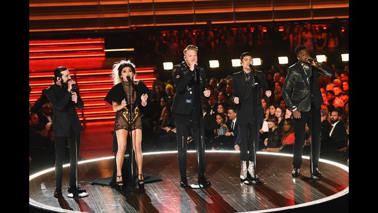 Pentatonix picked to sing national anthem at Kentucky Derby on May 5.