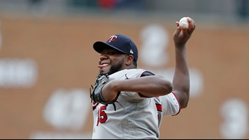Twins' Pindea suspended 60 games for taking banned diuretic