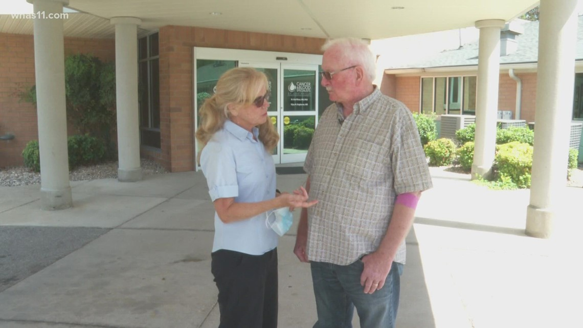 Cancer patient implores people to get the COVID vaccine