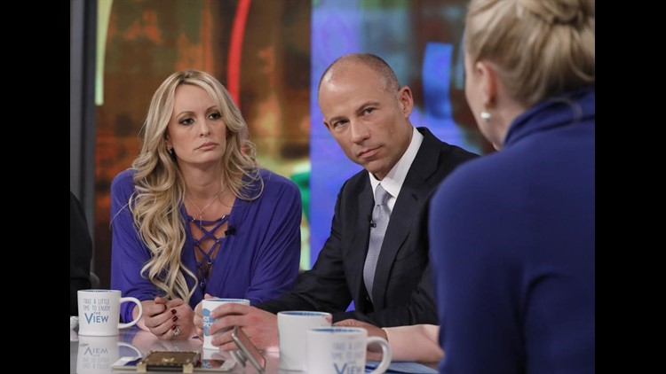 Stormy Daniels' Sketch Sure Looks Like Her Husband