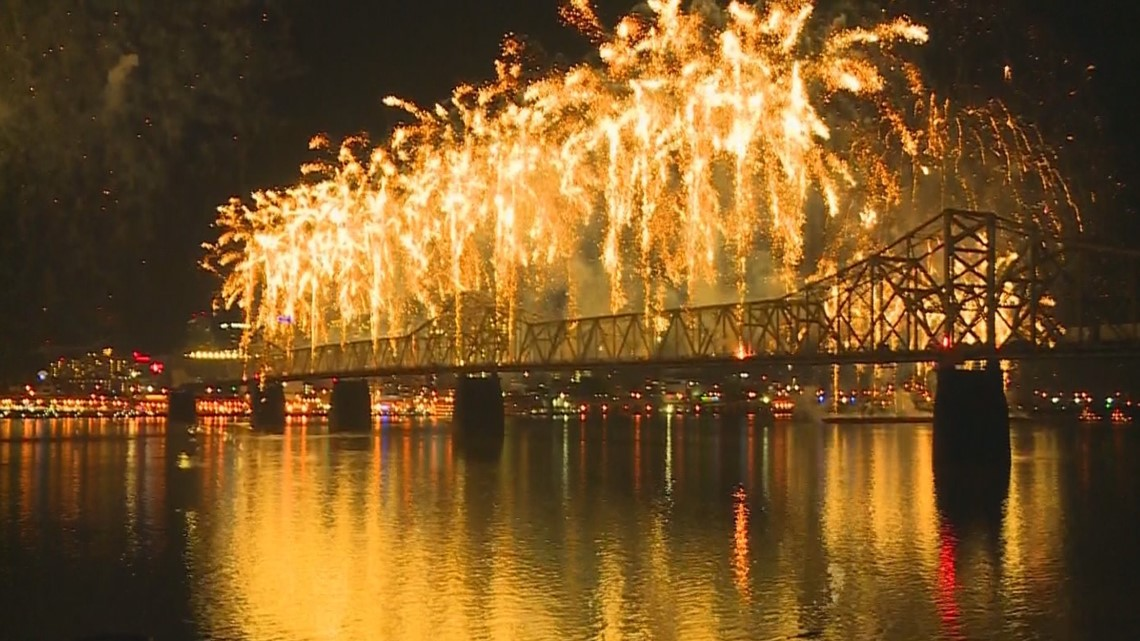 Thunder Over Louisville's 2019 theme is 'The Wonderful ...