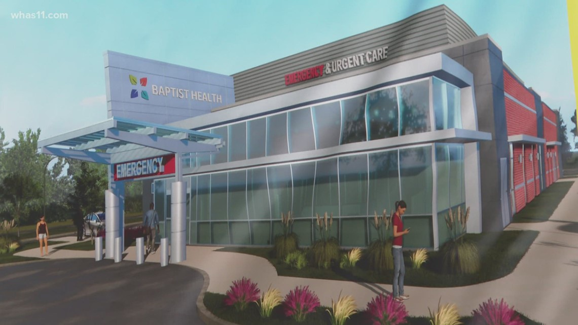 Hybrid care facility: Emergency room, Urgent care to be built in Southern Indiana