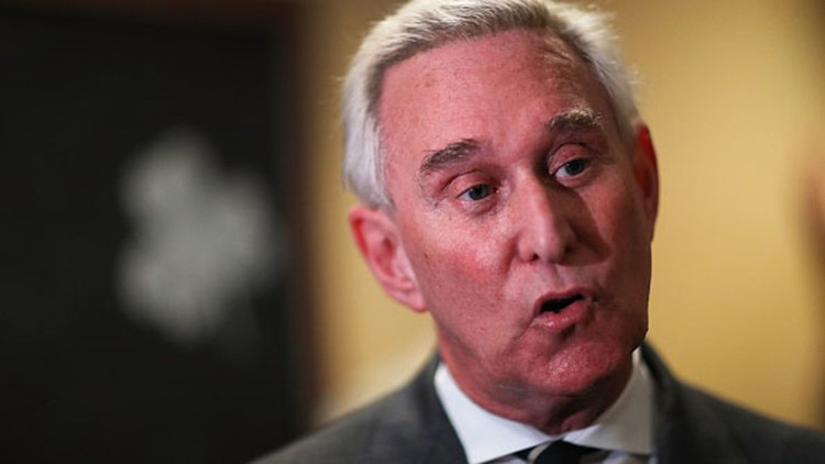 Roger Stone says he's 'probably' the unnamed person in Mueller indictment