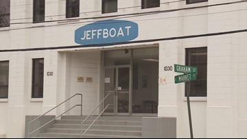 Jeffboat property being auctioned off after closing in 2018