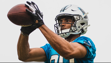 Carolina Panthers, Louisville's own, Reggie Bonnafon to host meet and greet at local sneaker boutique