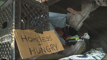 Low-barrier shelters: The possible solution to Louisville's growing homeless problems
