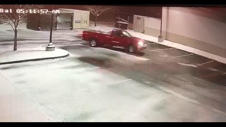 Suspect Truck El Nopal