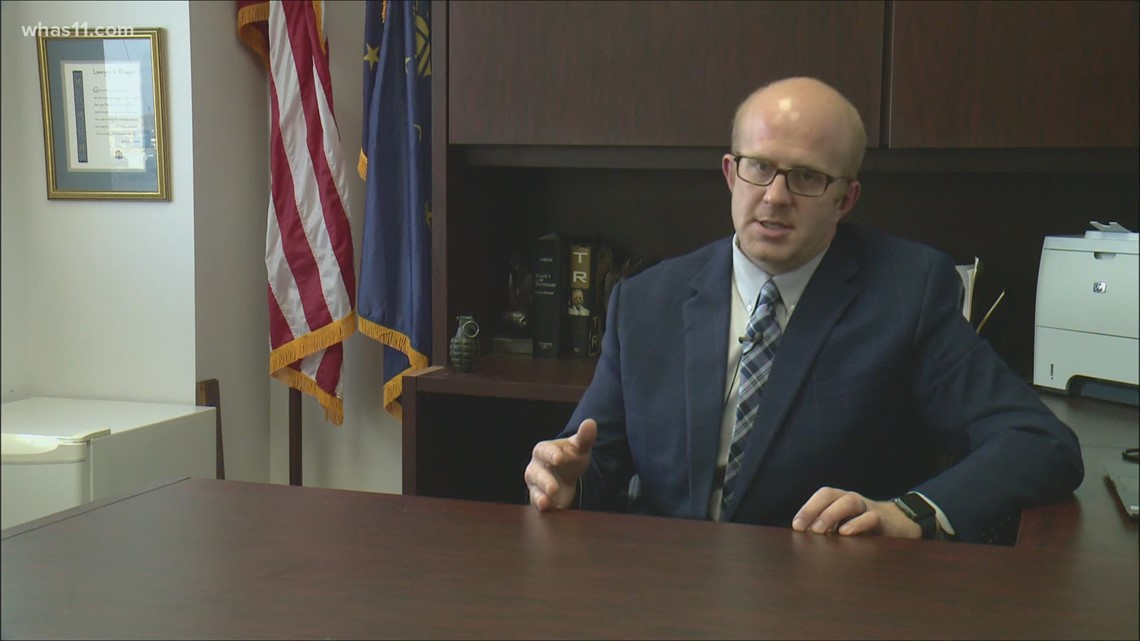 Inside the System: Indiana prosecutor puts himself on probation to expose breakdowns in the criminal justice system