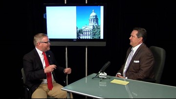 One on One with @LarryBisig: Kentucky Senator Damon Thayer