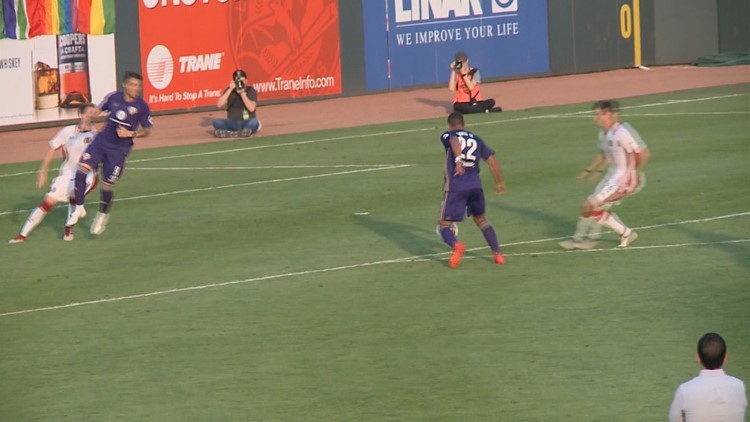 Louisville City FC remains unbeaten at home!