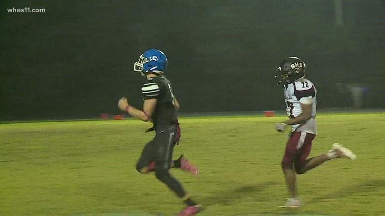 Final scores, highlights from ninth week of Kentucky high school football