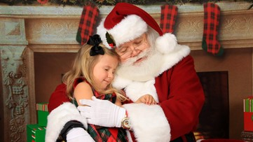 New Albany man inducted into International Santa Claus Hall of Fame