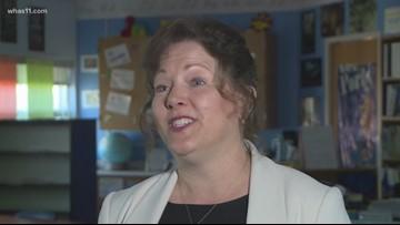 S. Ellen Jones Elementary teacher given ExCEL Award
