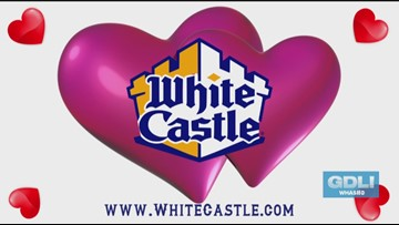 For the love of White Castle!