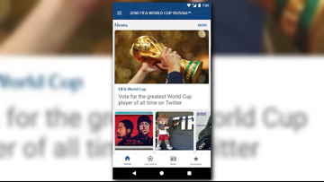 App of the Week: FIFA World Cup