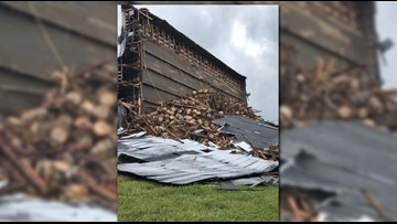 KEEC: Bourbon distiller violated state regulations in collapse, spill