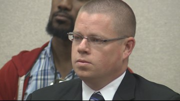 Former LMPD officer Kenneth Betts back in jail on federal charges