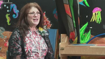 New Albany special needs teacher receives Excel Award