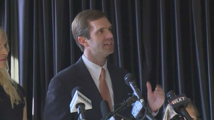 Beshear donates $14,000 to atone for tainted contributions