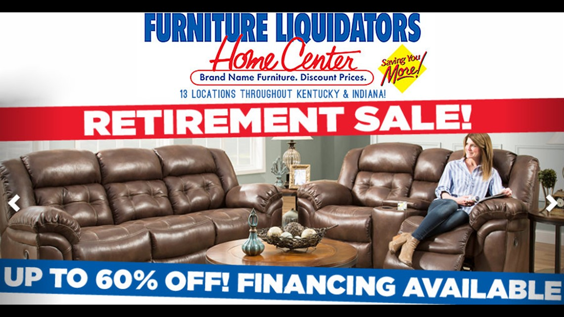 Furniture Liquidators Brand Retires After 54 Years Whas11 Com