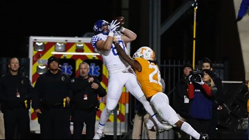 Kentucky tight end leaves NFL Combine after discovering a heart issue during physical