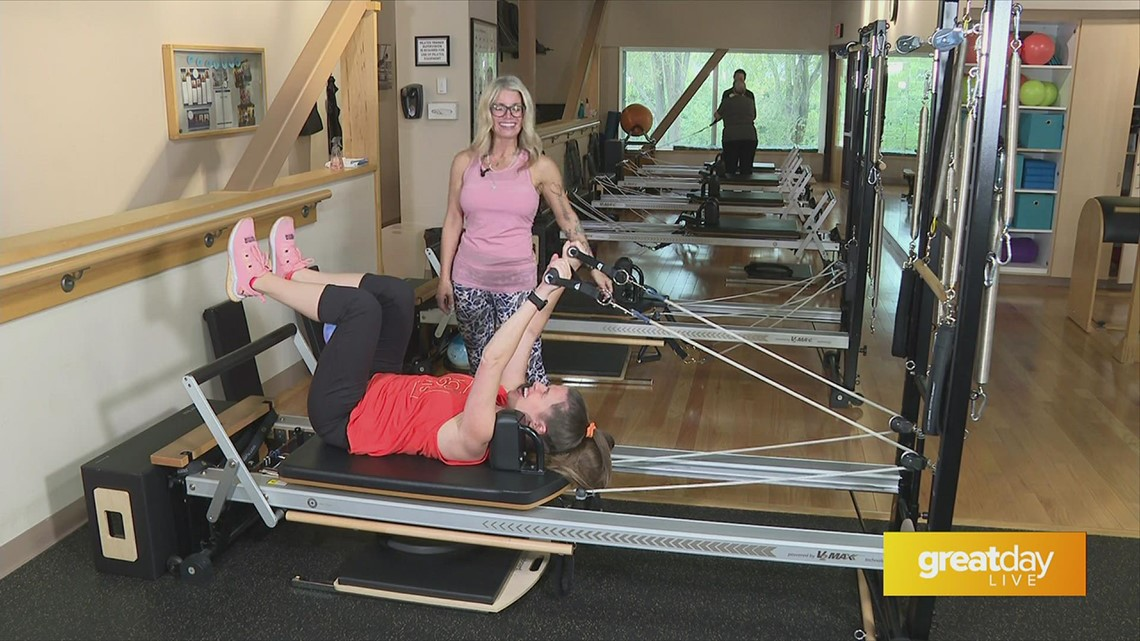 GDL: Get your Pilates on with Baptist Health Milestone Wellness Center
