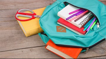 Local back to school giveaways kick-off in an effort to help families prepare for upcoming year